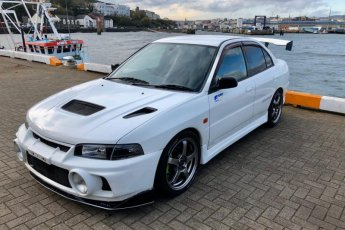 1996 Mitsubishi Evolution 4