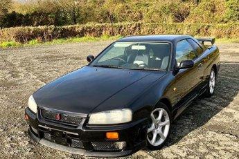Nissan 1998 R34 Skyline GT Turbo
