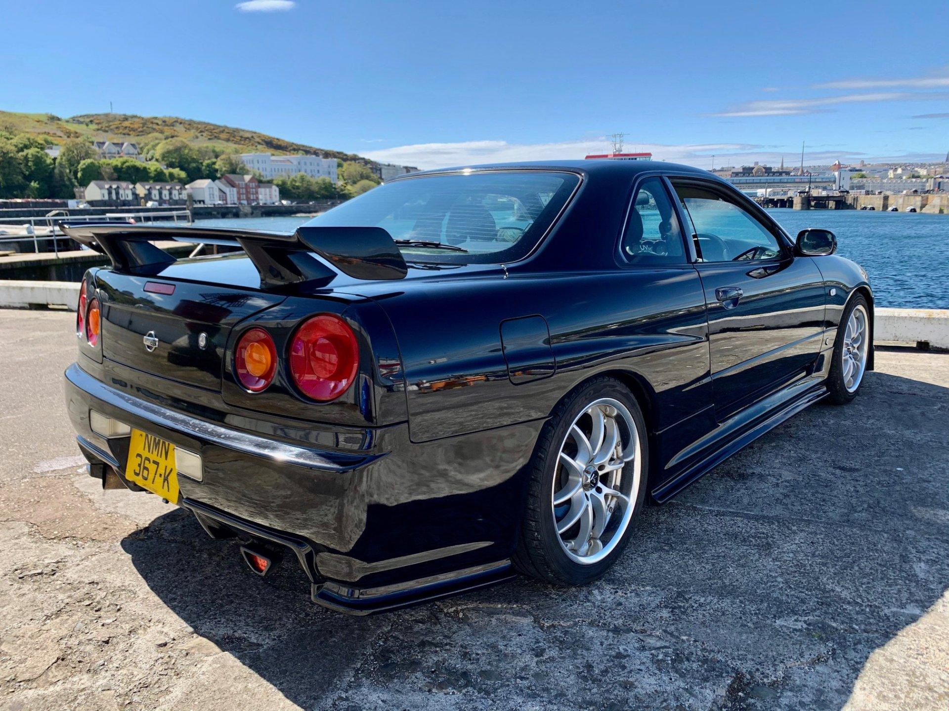Cars4you Nissan Skyline R34 Gtt Turbo Manual